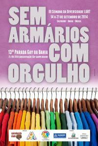 Coletiva 13 Parada Gay da Bahia