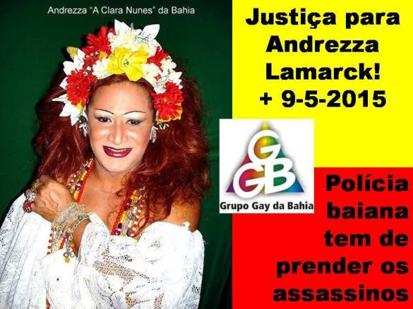 VIRAL JUSTIÇA PARA ANDREZA