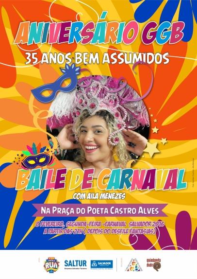 cartaz baile de carnaval ggb 35 anos 2016 2