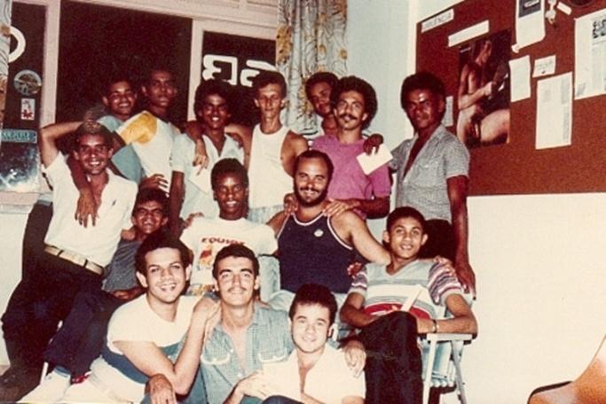 grupo gay da bahia fundação