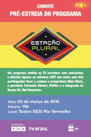 TVE convite