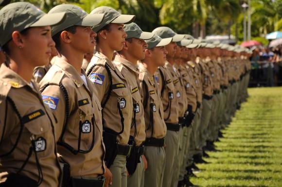 Militares fileiras